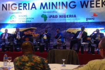 Nigeria Mining Week to provide practical business know-how, solutions and updates to build country's mining industry
