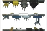 Quality Powermite/Conductix festoon systems keep electric bulk materials handling machinery moving