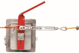 Safety Stop Switch detects
