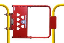READY GATE Adjustable Self-Closing Safety Gate