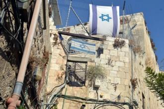 Occupation in Jerusalem