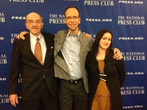 Michael Copps, Kevin McKinney, Jill McKeever NPC