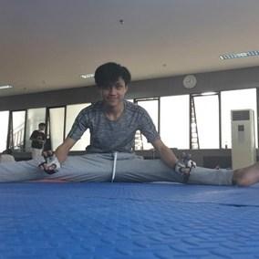 Krisna Arya Pambudi, Mahasiswa Biologi Sang Pangeran Taekwondo