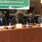 Lutte contre le paludisme : Le Ministre de l'Enseignement Supérieur et de la Recherche Scientifique, Pr Mahamoudou FAMANTA lance le projet Malaria Transmission Blocking Vaccine (PFTBV).