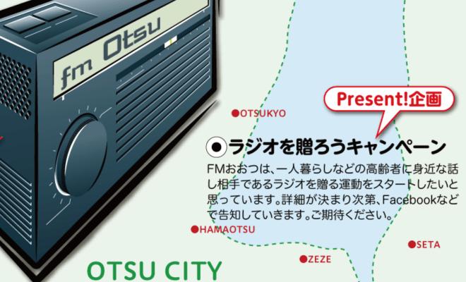 ラジオ贈りたいP