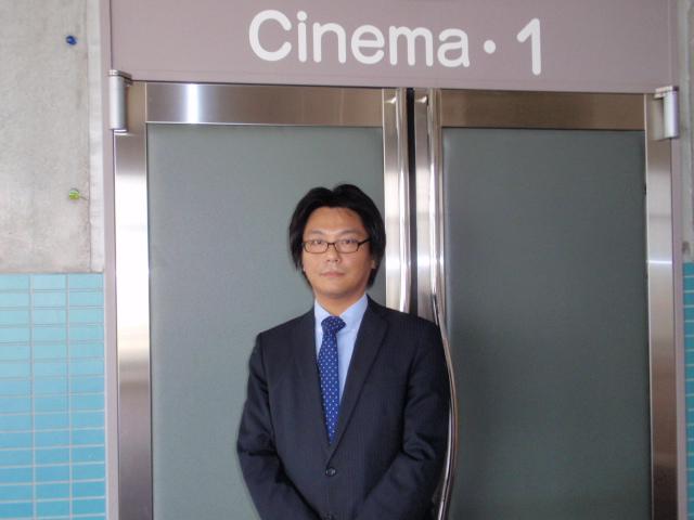 大津アレックスシネマ 支配人 松岡 昇平さん