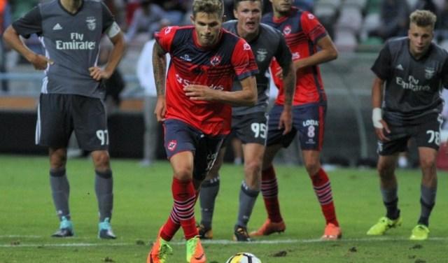 João Amorim, golo contra Benfica