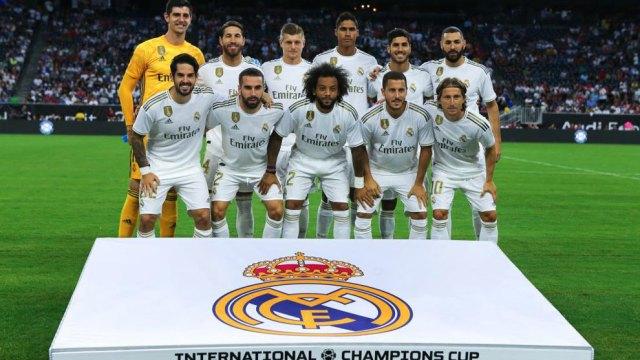 Real Madrid na Série B