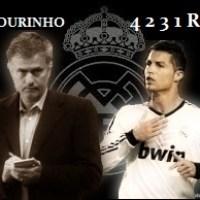 Mourinho - 4231RM .
