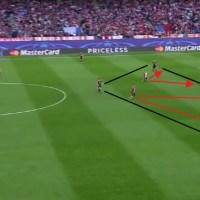 Atletico Madrid: Attaccanti difensivi