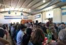 Tradicional almuerzo criollo en la escuela Nº 3