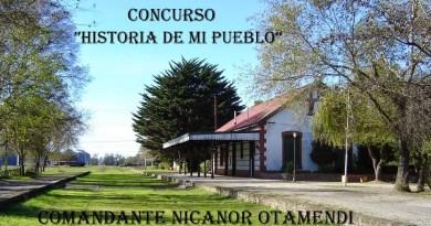"""Otamendi: Concurso """"Historia de mi pueblo"""""""