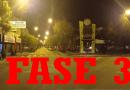 ULTIMO MOMENTO: General Alvarado vuelve a FASE 3