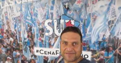 Marcelo Lázaro se perfila  como el referente local de Randazzo en General Alvarado