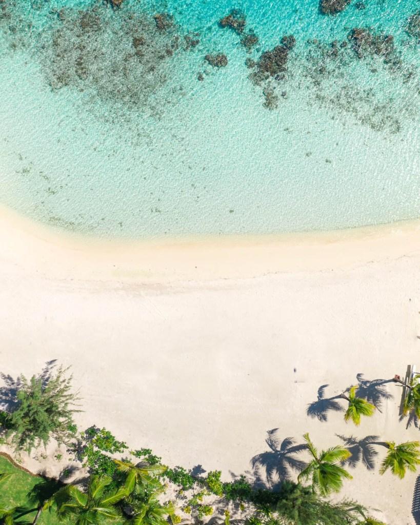 Bora Bora Matira Plage