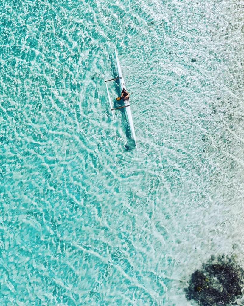 Bora Bora Matira Plag