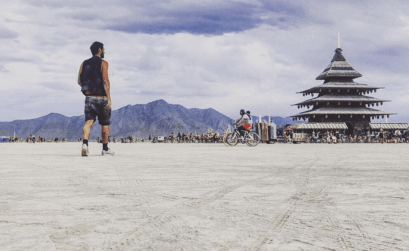 Faire le Burning Man Black Rock City - FMR blog voyage