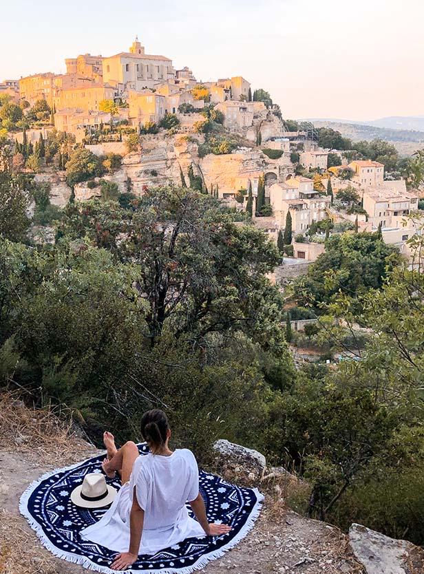 Village Gordes FMr blog voyage