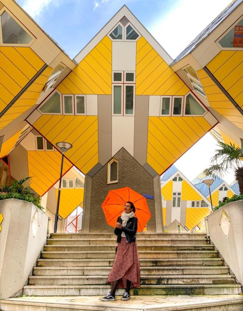 Cubic House Rotterdam