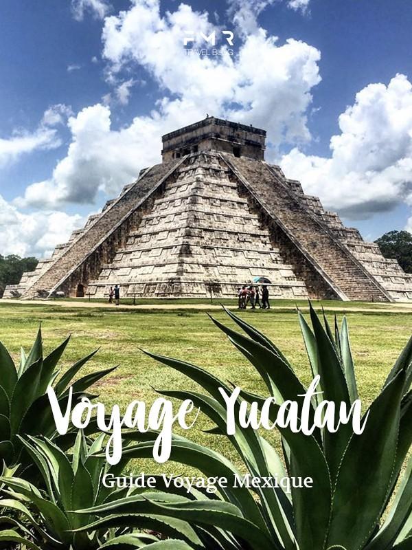Blog voyage Yucatan