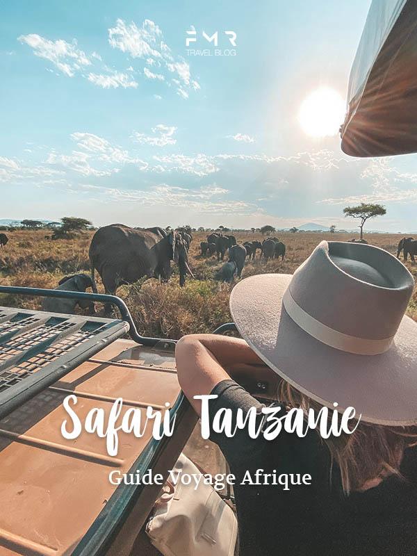 Guide Voyage Safari Tanzanie
