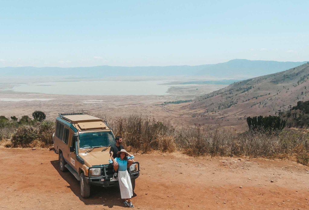 Safari Cratère Ngorongoro