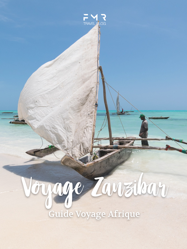 Blog Voyage Zanzibar -