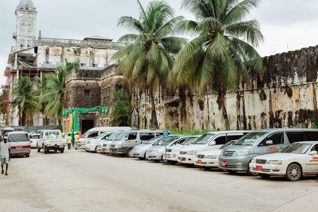 Location voiture Zanzibar