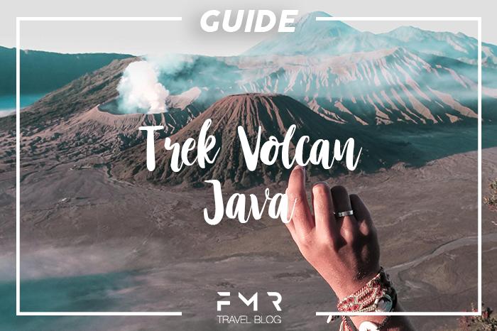 Guide Voyage Trek Volcan Java