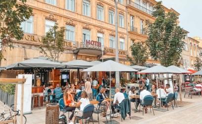 Hôtel Negrecoste Aix-en-Provence