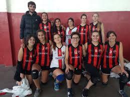 Voley. La primera de Athletic en la Liga de Cañuelas.