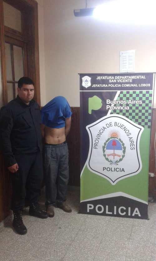 PARTE DE PRENSA POLICÍA COMUNAL