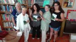 Audio. Cierre del taller literario de la Escritora Romina Silva