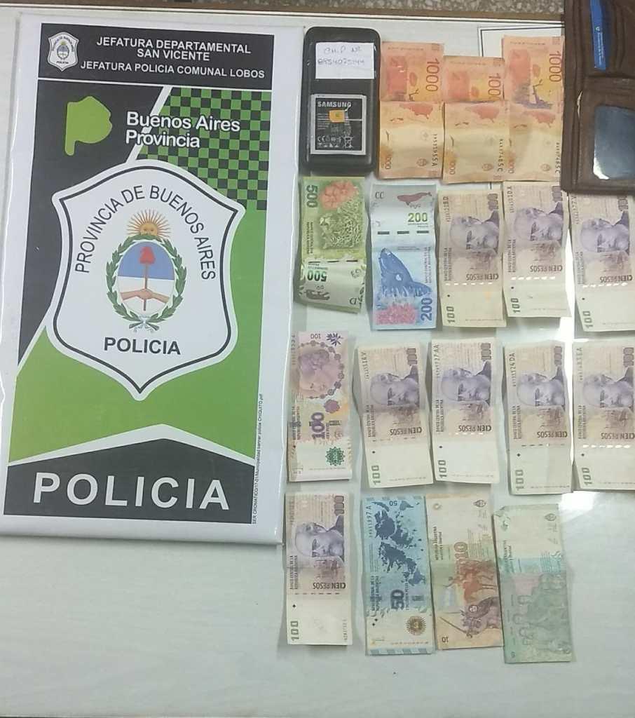 Tres detenidos por billetes apócrifos.
