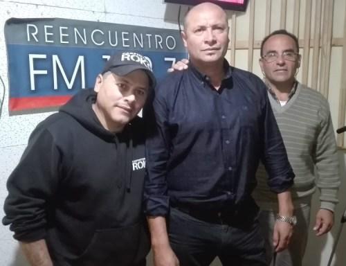 AUDIO. UNIÓN POR TODOS EN FM REENCUENTRO.
