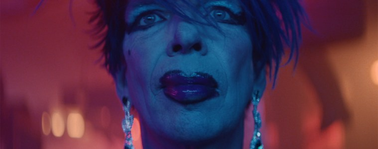 Tate's Queer Britsh Art x C4 Random Acts Presents God Is Watching w/ David Hoyle