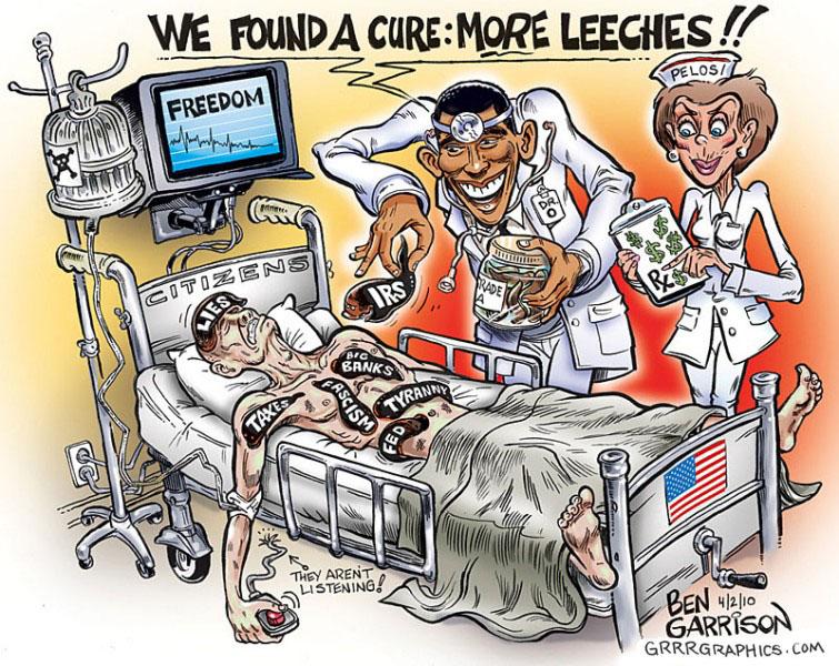 Ben Garrison Obamacare