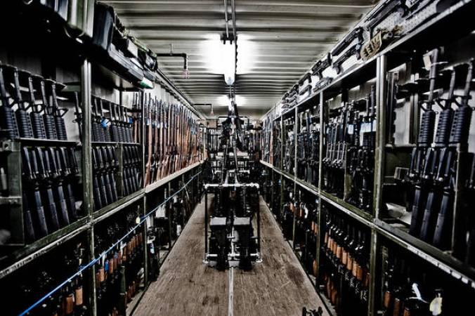 Military Armory