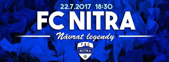 FC Nitra – Návrat tradície