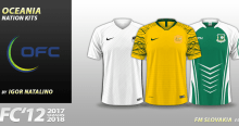 FC'12 Nations – Oceania [World Cup edition]