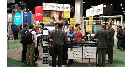 FM:Systems Booth 2015 World Workplace