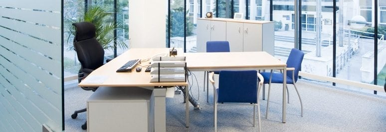 blog thumbnail modern office - What is Space Management?
