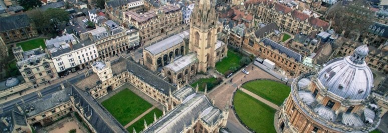 blog university aerial view - 4 Reasons Why Universities Should Treat Their Space as a Strategic Asset - Part 1