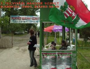 1. Felvidéki Magyar Sziget