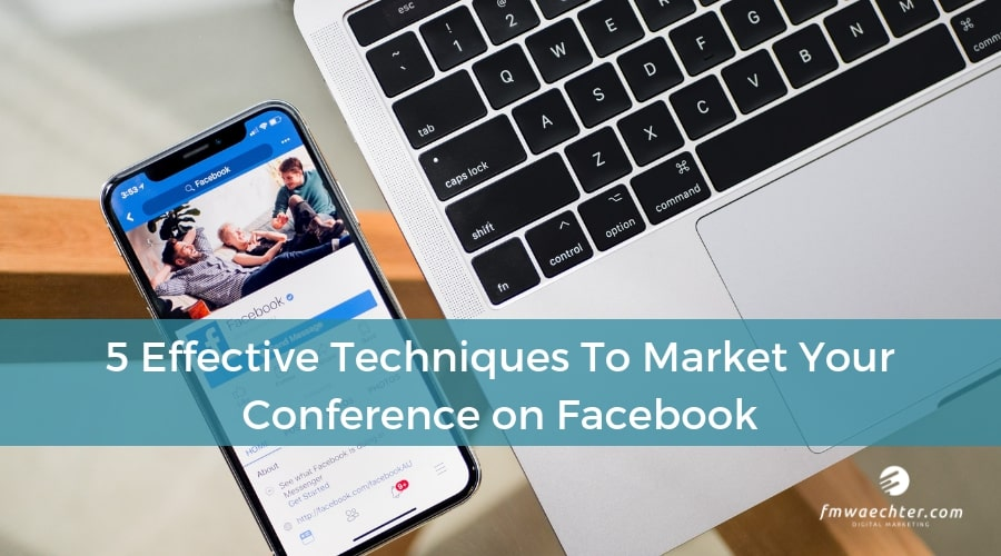 conference facebook marketing