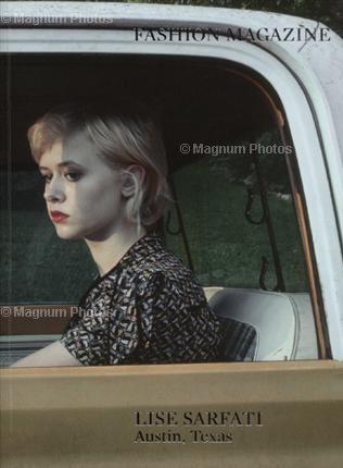 Fashion Magazine by Lise Safarti