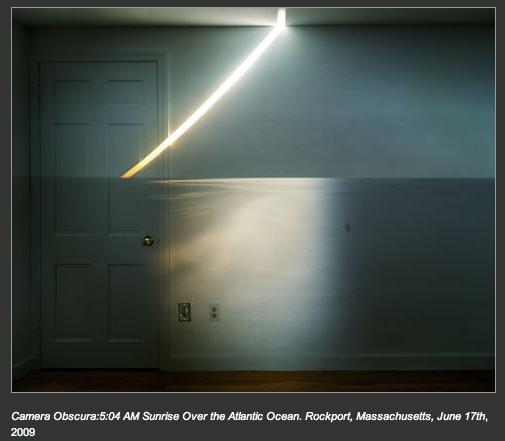 Rockport Sunrise, 2009,  Abe Morell