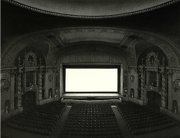 Theatre by Hiroshi Sugimoto