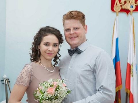Победительница «Большой оперы» вышла замуж в Энгельсе. Фото