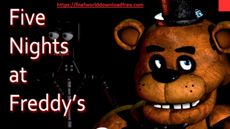 FNaF 1 Download PC Version